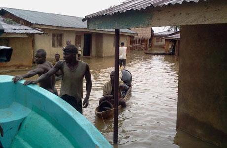 Floods sack two communities in Obubra LGA.