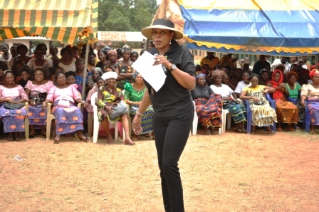 I am hale and hearty – C'River First Lady