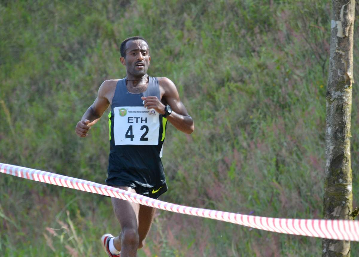 Again, Ethopians Shine At Obudu Mountain Race