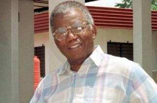 Peaceful World My Sincerest Wish: Chinua Achebe