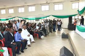 C'River Reps Hold State Wide Town Hall Meetings on Constitution Review