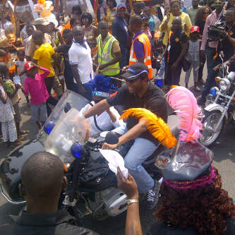 Donald Duke Lashes C'River Excos Over Poor Turn Out at Carnival Shows