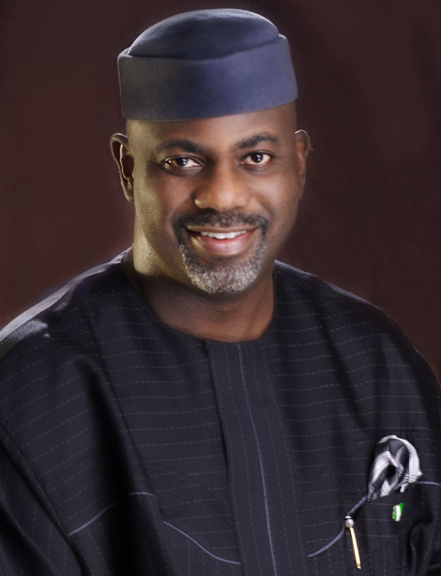 Gov. Imoke Proceeds on Leave, Writes House of Assembly