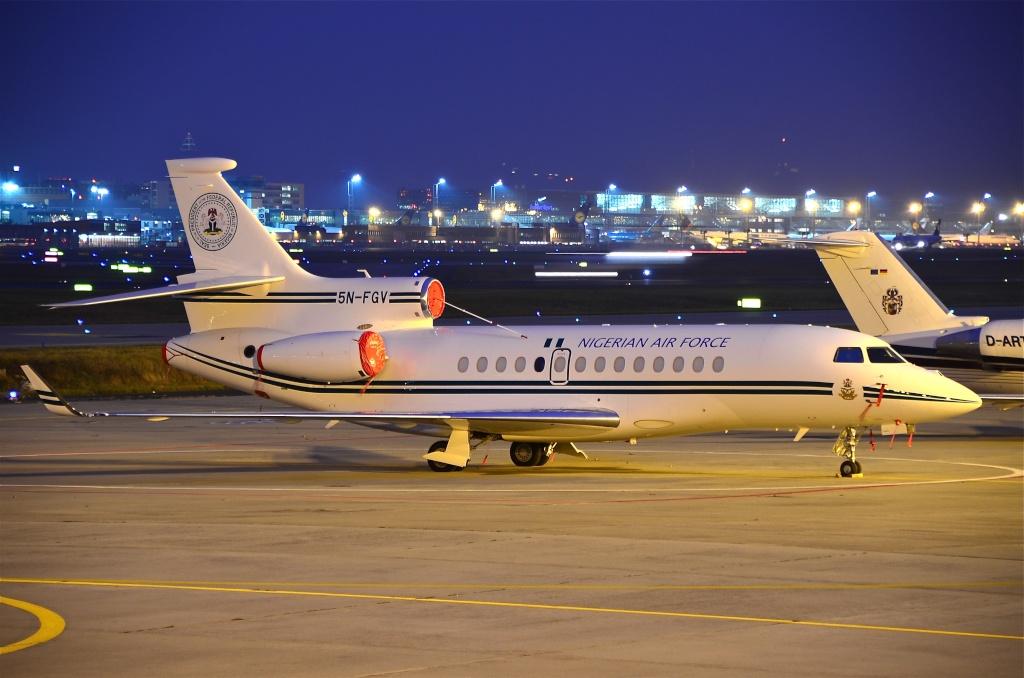 FG spends N9bn Annually on 10-aircraft Presidential Fleet
