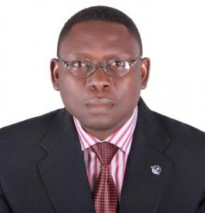 Pastor Victor Ovat, GM, Cross River State Community and Social Development Agency, (CSDP)