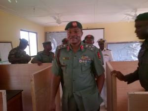 Brigadier General Shehu Yusuf