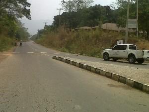 Betukwel-Ohong-Bedia-Ukorshie Road