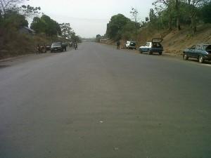 Abakaliki-Mbok Road