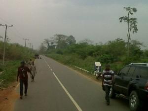 Ikom-Calabar Highway-Iyamoyong-Iyamitet Road
