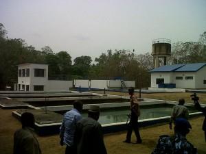 Ogoja Water Treatment Plant
