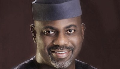 Senator Liyel Imoke - Executive Governor, Cross River State.
