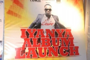 iyanya album launch2