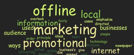 6 Simple Ways to Promote Your Online Business Offline