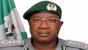 Abdullahi Diko, Comptroller-General-of-Customs