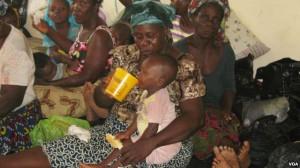 Displaced Bakassi People