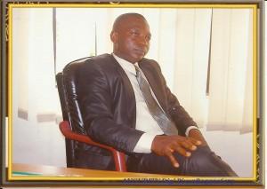 Mr. Krees Ojonde - Reinstated Vice Chairman, Boki LGA