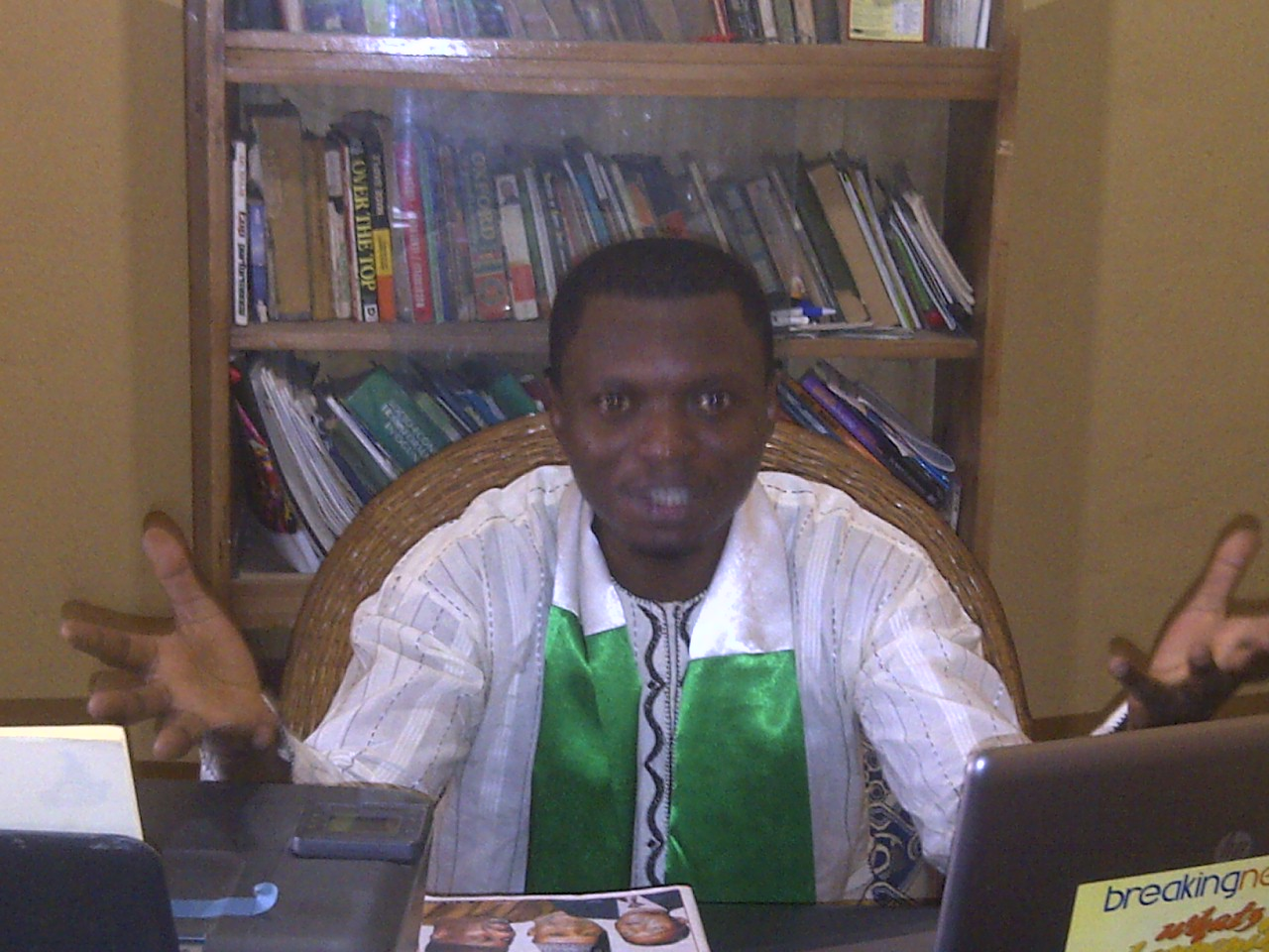 The State, The AK47 Economy and Death Sentence – by Agba Jalingo