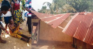 Madam Obi, a victim of a previous war between the two communities