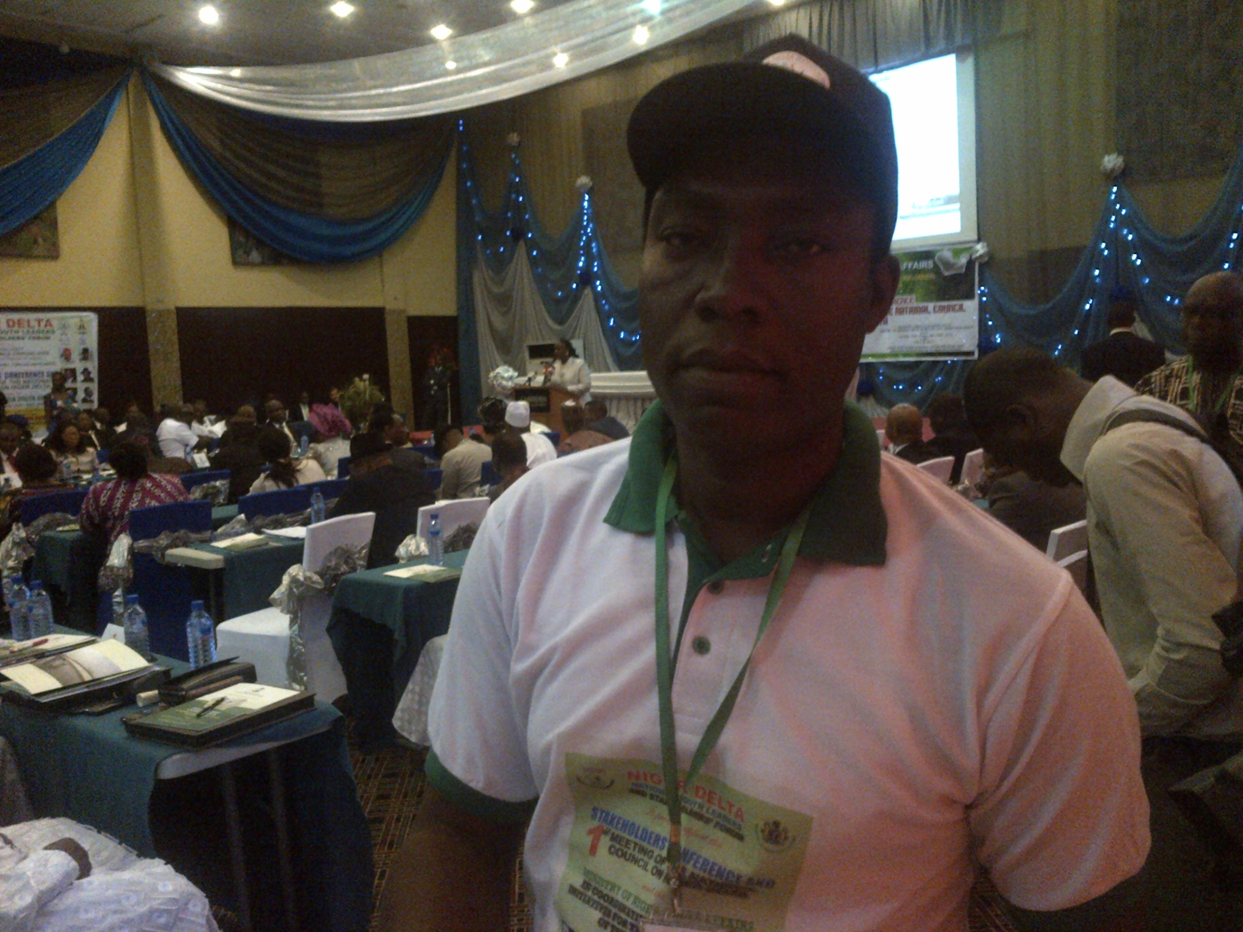 President of the Niger Delta Youth and Stakeholders Forum, Comrade Felix Ihonre