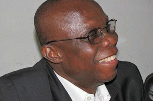 Ntufam John Okon, PDP Chairman, Cross River State.