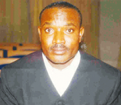 Barrister Obono Obla, Convener, Movement for the Empowerment of Cross River Peoples