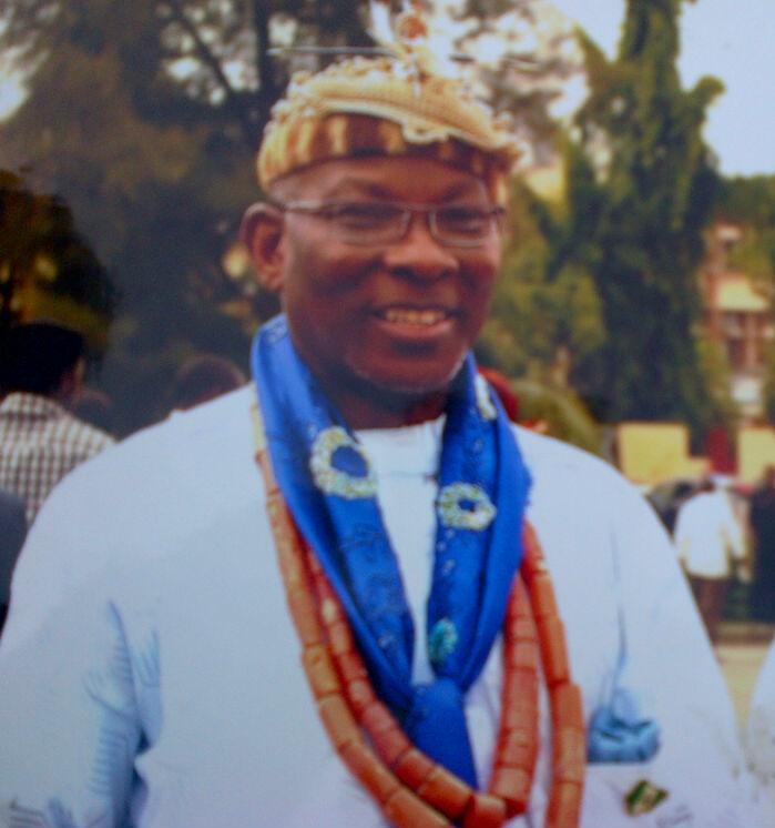 Muri Munene Effiong Okokon Mbukpa Eta Odionka Ebunka VII, Paramount Ruler of the Efuts, Calabar South LGA