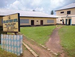 Federal Neuro Psychiatric Hospital Calabar
