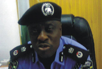 Kola Sodipo, Commissioner of Police, Cross River State