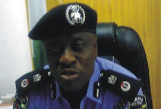 Kola Sodipo, Commissioner of Police, Cross River State