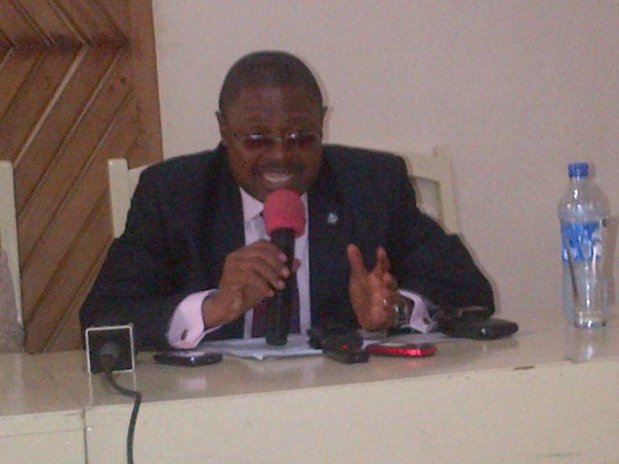 Dr. Iyam Ugot, Special Adviser to Governor Imoke on Community Health