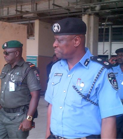 Cross River State Commissioner of Police, Kola Sodipo