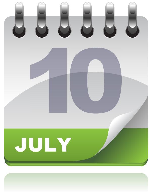 july 10 2
