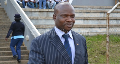 Football Association of Malawi Chief Executive Officer, Suzgo Nyirenda