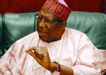 Alhaji Bamanga Tukur. PDP National Chairman