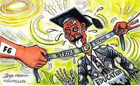 Questioning The Sincerity Of ASUU by FELIX FESTUS