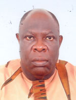 Engineer Elemi Etowa, Cross River State Commissioner for Water Resources