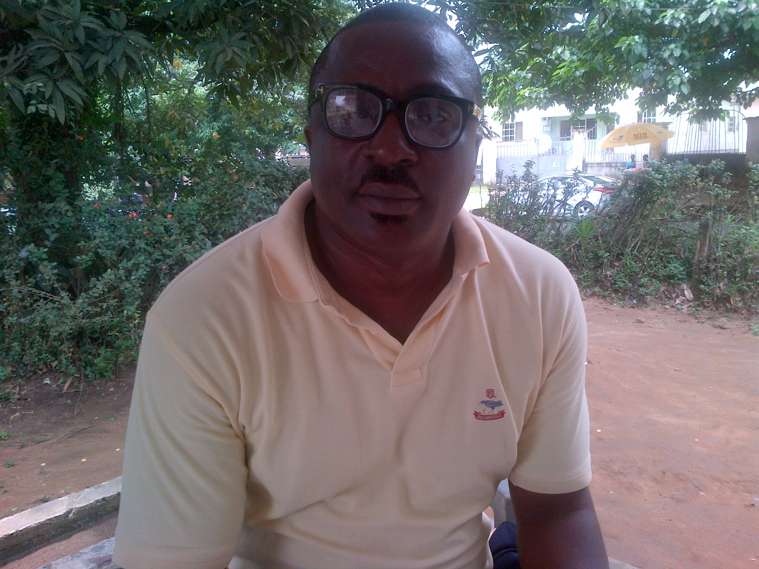 Mr. Hilliard Eta, Cross River State APC Chieftain