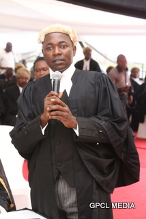 Bar. Attah Ochinke, Attorney General and Commissioner for Justice, Cross River State