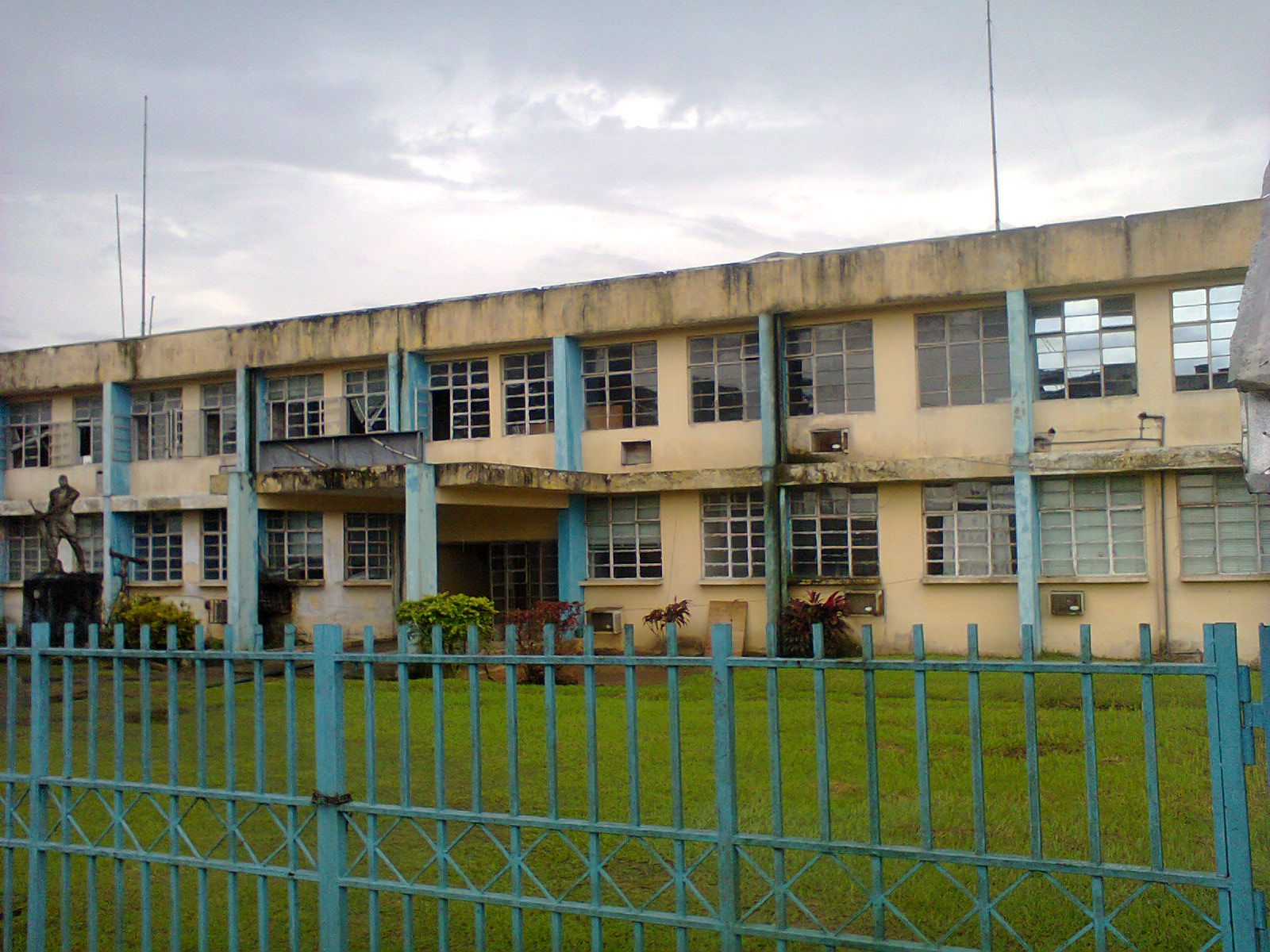 Nigerian Chronicle complex in Calabar