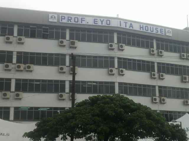 The CBN Entrepreneurial Development Center in Calabar named after late Prof. Eyo Ita
