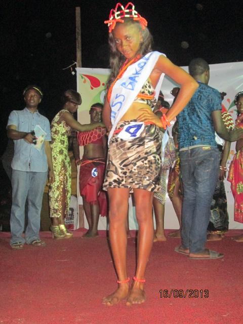 Miss Bakor 2013, Mary Modey Ayiga