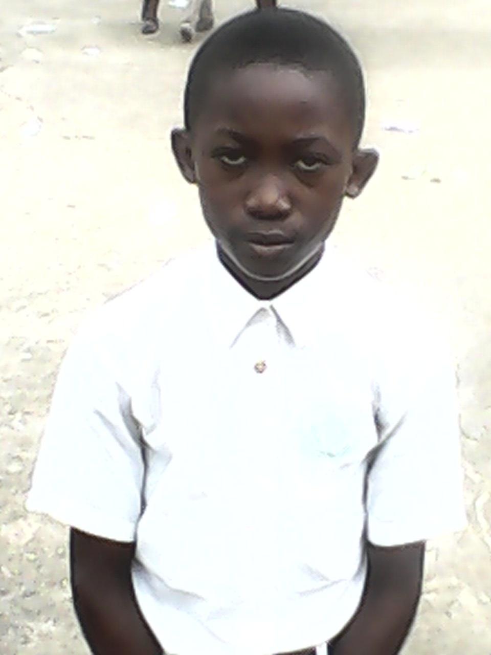Master Isaac Ogudu Eba