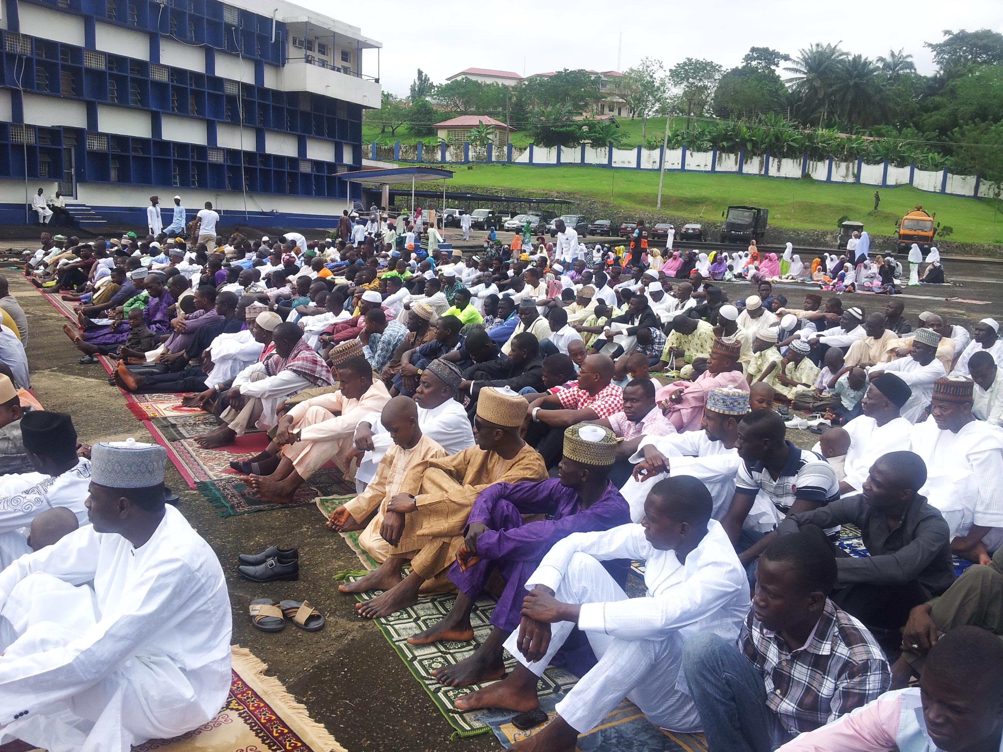 Emulate Prophet Ibrahim on Sacrifice, Calabar Islamic Cleric Charges Nigerian Leaders