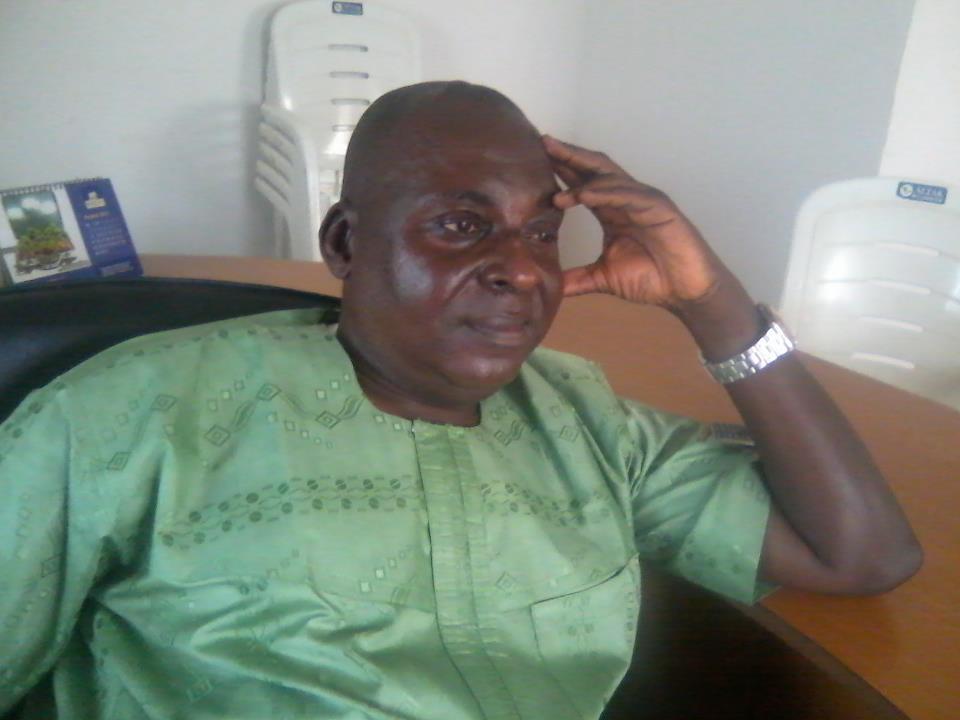 Late Hon. Prince Ugah Andeshi, Leader, Obudu Legislative Council