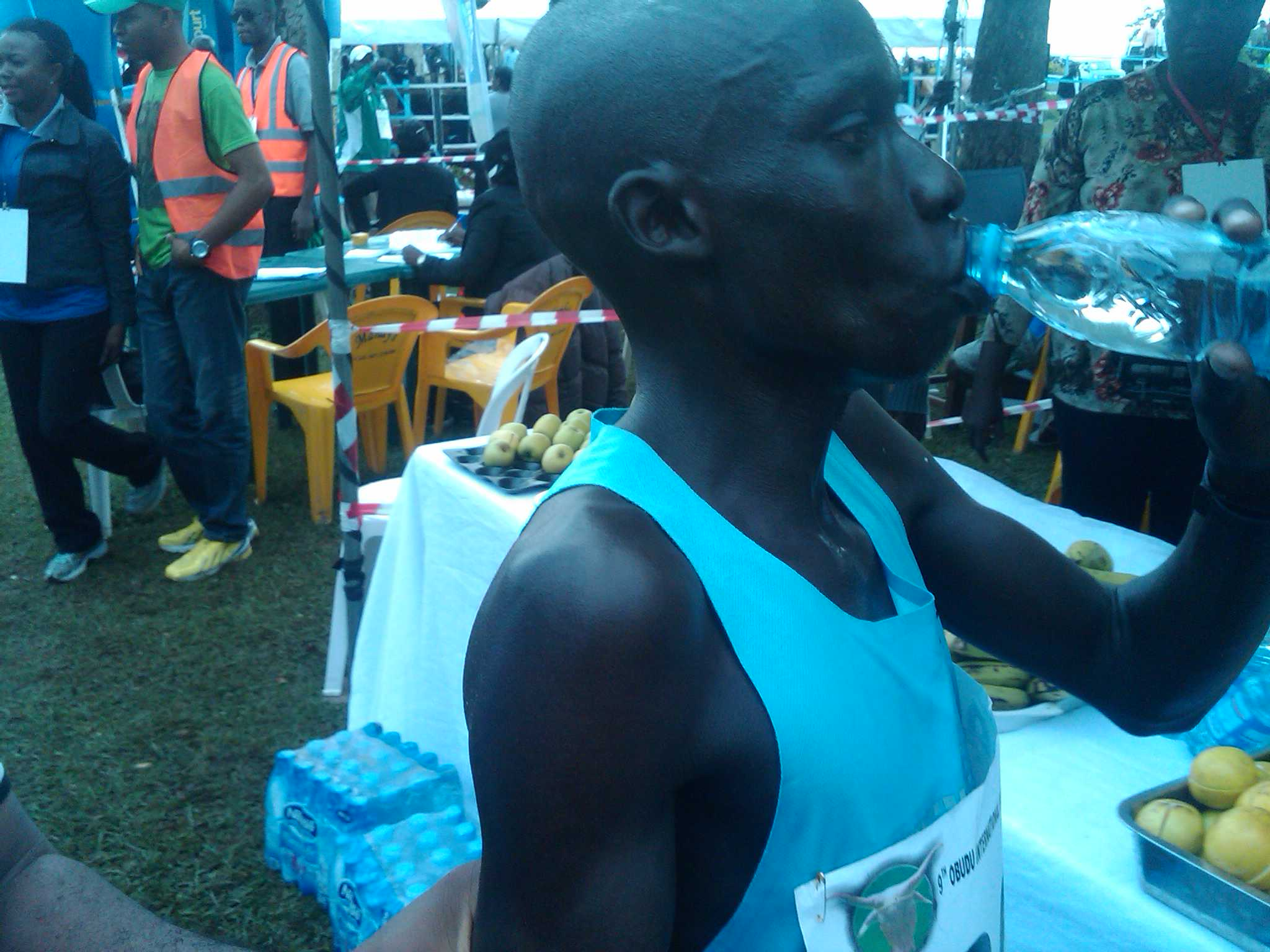 Again, Kenyans, Ethiopians Come Tops in The 9th Obudu International Mountain Race