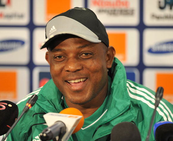 Stephen Keshi, Super Eagles coach