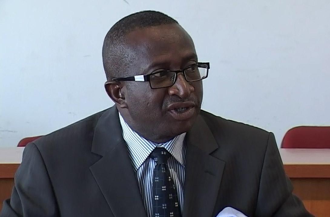 Senator Victor Ndoma E...