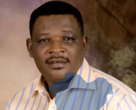 Goddy Jeddy Agba, Group General Manager, Crude, NNPC and Cross River Governorship aspirant