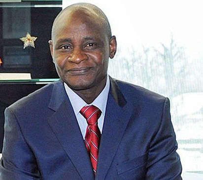 NFF President, Maigari Salutes Imoke