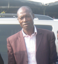 Mr. Utum Ina, Dean, Student Affairs, Cross River State College of Education, Akamkpa
